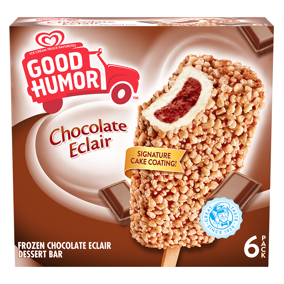 The Original Ice Cream On A Stick Good Humor